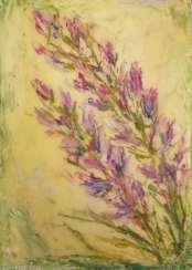 "Lavender, 5"" x 7"""