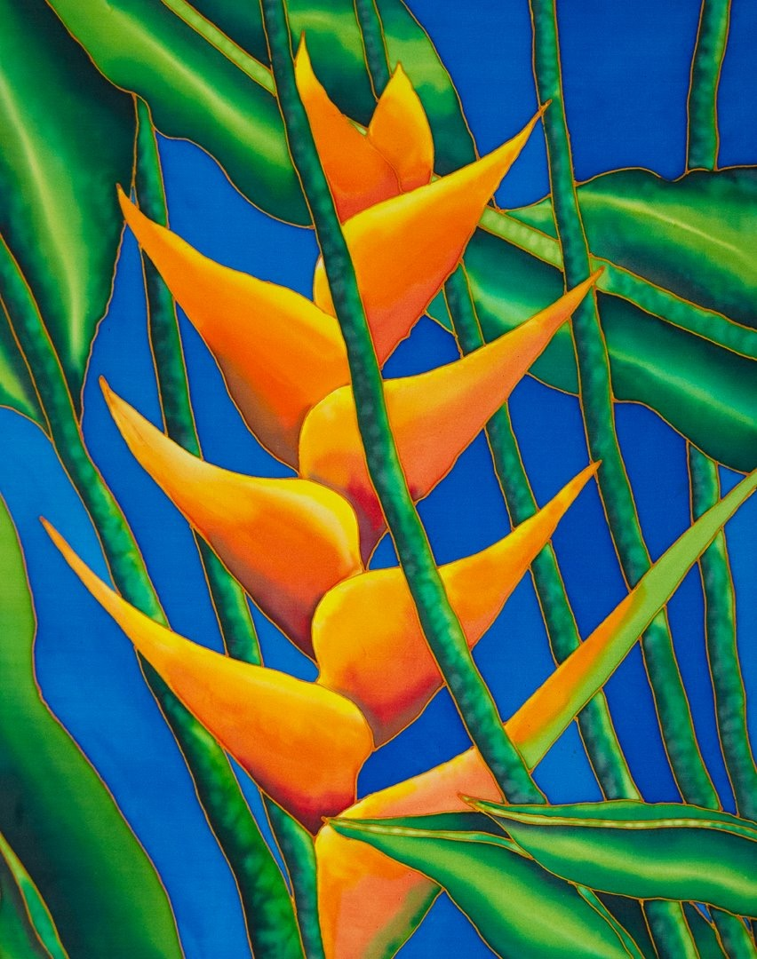 silk-heliconia